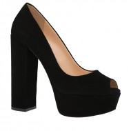 Platform high heel pumps (7)
