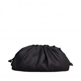 LORETTI Small leather Carbone shoulder bag