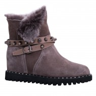 Wedge boots (0)